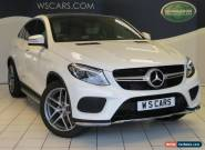 2016 MERCEDES GLE-CLASS GLE 350 D 4MATIC DESIGNO LINE [RARE MODEL WITH HUGE SPEC for Sale